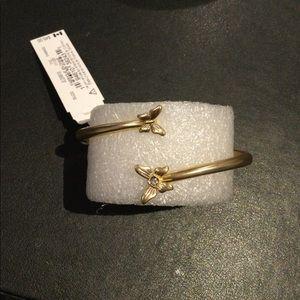 Lucky Brand Butterfly Cuff